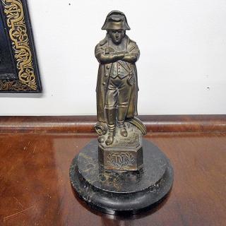 04 - Napoleon - rzeźba