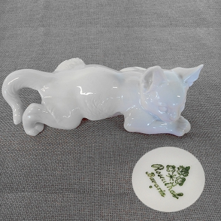 2213 - Kot - figurka Rosenthal