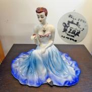 229 - figurka porcelanowa