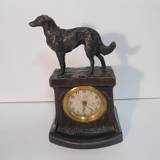 2310 - Zegar z psem