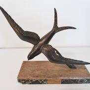 2314 - Jaskółka - rzeźba