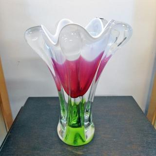 2320 - Wazon szklany