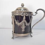 2320 - Musztardnica srebrna
