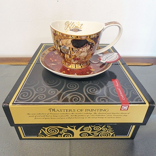 02 - Filiżanka herbaciana Klimt
