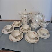 15 -  Komplet do herbaty na 6 osób