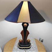 01 - Lampa Art Deco