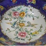 28 - Misa japońska ręcznie malowana