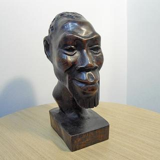 55 - Rzeźba afrykańska