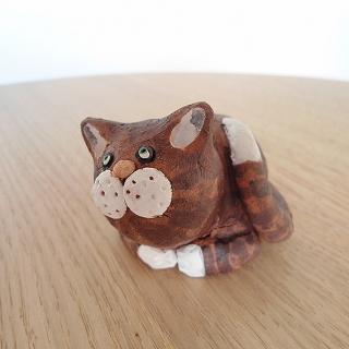 615 - Figurka kot
