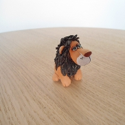 650 - Figurka lew